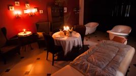pokój vip spa, vip room Tarnów, vip spa, pokój masażu